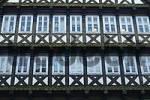 Thumbnail half-timbered house Hannover Germany