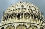 Thumbnail baptize chapel in Pisa Tuscany Italy