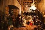 Thumbnail BRD Germany Bavaria Upper Bavaria Munich Castle Blutenburg Christmas Fair Christmas Grib with diverent Motives