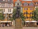 Thumbnail BRD Germany Thüringen Jena City of University Green City at the River Saale Founded in the 9 Century City Founded 1236 Founder Lords of Lobdeburg Market Place Region for Wine Growing Market P