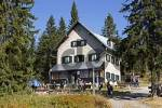 Thumbnail Waldschmidt-Haus mountain shelter in National Park Bavarian Forest Germany