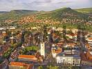 Thumbnail BRD Germany Thüringen Jena City of University Green City at the River Saale Founded in the 9 Century City Founded 1236 Founder Lords of Lobdeburg Market Place Region for Wine Growing New Cent