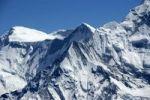 Thumbnail Ice-cappes massive of Lamjung Himal Annapurna Region Nepal