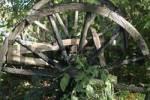 Thumbnail old car wheel