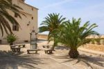 Thumbnail church of pilgrimage Santuari de Sant Salvador, Arta, Majorca, Balearic Islands, Spain