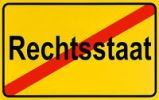 Thumbnail German city limits sign symbolising end of constitutional state