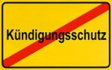 Thumbnail German city limits sign symbolising end of lay-off protection