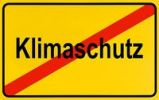 Thumbnail German city limits sign symbolising end of climate protection