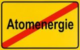 Thumbnail German city limits sign symbolising end of nuclear energy