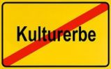 Thumbnail German city limits sign symbolising end of cultural heritage