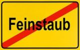 Thumbnail German city limits sign symbolising end of particulate matter