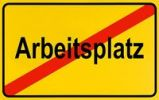 Thumbnail German city limits sign symbolising unemployment