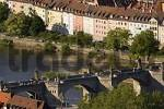 Thumbnail Würzburg old Main bridge Franconia Bavaria Germany