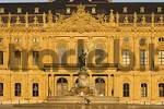 Thumbnail Würzburg Residence Franconia fountain Bavaria Germany