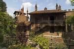 Thumbnail Turin Torino Piedmont Piemonte Italy Borgo Mediovale in the Parco Valentino rebuilt mediaeval castle