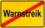 Thumbnail German city limits sign symbolising end of token strike