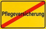 Thumbnail German city limits sign symbolising end of compulsory long term care insurance
