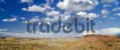 Thumbnail landscape, Utah, USA