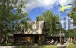 Thumbnail Garden cafe in Bunge, Gotland, Sweden