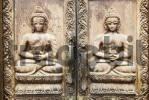 Thumbnail historic wooden door in the old town of Kathmandu, Nepal
