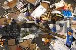 Thumbnail Asti Piedmont Piemonte Italy rubbish after the green market