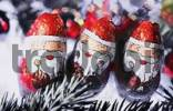 Thumbnail Chocolate Santa Claus