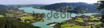 Thumbnail Tegernsee lake, Bad Wiessee, Rottach-Egern, Upper Bavaria Germany