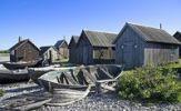 Thumbnail Fishing village Helgumannen, Island Faroe, Gotland, Sweden, Scandinavia