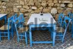 Thumbnail Greek tavern, Greece, Crete, Europe