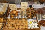Thumbnail different sorts of pastry, Callosa, Altea, Costa Blanca, Spain, food, sweet, nationaltypically, Speciality