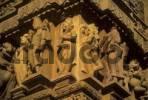 Thumbnail erotic reliefs, Kandariya Mahadev temple, Khajuraho, Madhya Pradesh, India
