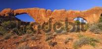 Thumbnail Double Arch, Arches National Park, Utah, USA