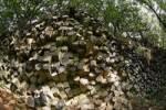 Thumbnail basalt, Gangolfsberg, Rhoen, Franconia, Bavaria, Germany