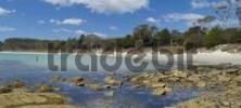 Thumbnail Hopground beach Maria Island Nationalpark Tasmania Australia