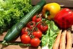 Thumbnail verschiedene gemusesorten / vegetables