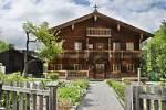 Thumbnail old farm house near church of Kitzbühel Tyrol Austria