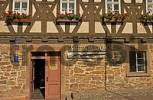 Thumbnail BRD Germany Thüringen Freestate Thüringen Suhl Centre for Hunting and Sporting Arms Landmark of the City the Memorial of the Armorer Entrance of the Museum of Arms Historical Building th