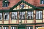 Thumbnail Grabow Mecklenburg Vorpommern Germany city hall gable