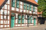 Thumbnail Salzwedel Sachsen-Anhalt Germany timbered house near the church of S. Mary