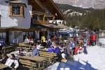 Thumbnail guesthouse and restaurant Weisser Wolf Lupo Bianco near the roand from Canazei to the Pordoi pass Trentino Italy