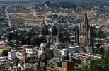 Thumbnail Mexico Guanajuato state San Miguel de Allende with Parroquia