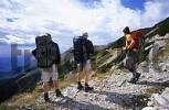 Thumbnail Monte Baldo hikers Veneto - Italy
