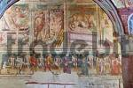 Thumbnail Danse macabre - Frescos in the church Sv. Trojica  Hl. Trinity  in Hrastovlje - painted 1490 by Johannes von Kastav - Slovenia