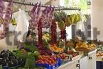 Thumbnail market in Old Town of Eivissa - Capital of Ibiza