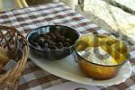 Thumbnail Aioli and olives in Restaurant Cas Mallorqui in Portinatx - Ibiza