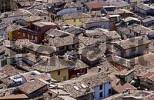 Thumbnail View over the roofs of old town Malcesine at Lake Garda, Italy