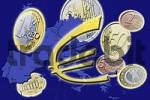 Thumbnail Euro symbol over Europe