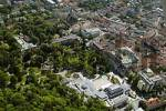 Thumbnail aerial view of the Casino Baden Lower Austria