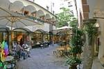 Thumbnail courtyard built 1408 by the mayor Peter Feiertag town of Salzburg Austria