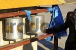 Thumbnail Prayer mills Gandan Monastery Ulaan-Baatar Mongolia